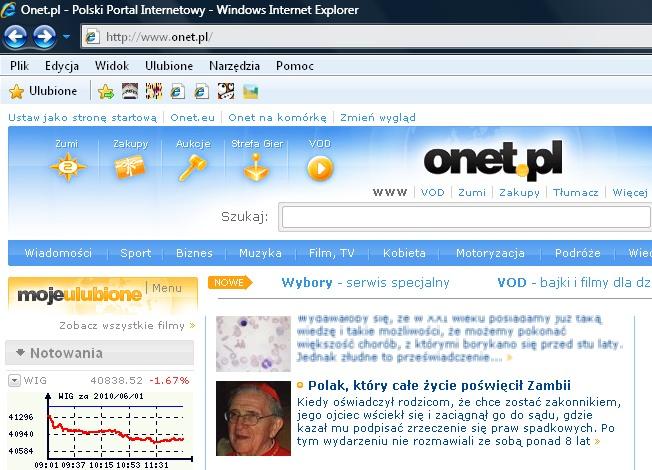 Onet.pl Onet