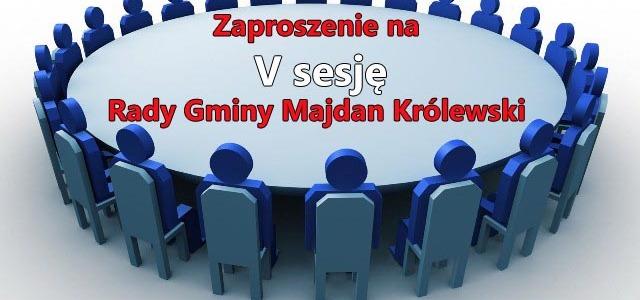 V sesja Rady Gminy Majdan Królewski odbędzie się 20 marca 2015r. (piątek) o godz. 1400 w sali konferencyjnej Urzędu Gminy w Majdanie Królewskim, ul. Rynek 1A.  Proponowany porządek obrad […]
