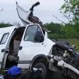 Po wypadku zablokowana droga nr 9 w Chmielowie Do tragicznego wypadku doszło dziś nad ranem w Chmielowie koło Tarnobrzega. W wyniku czołowego zderzenia busa z samochodem ciężarowym zginęły dwie osoby, […]