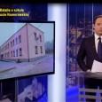 Fragment programu Aktualności z dnia 16.02.2016 r. Batalia o szkołę w Hucie Komorowskiej w TVP3