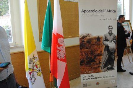Fotorelacja z otwarcia wystawy w Rzymie, poświęconej Kardynałowi Adamowi Kozłowieckiemu SJ (520 zdjęć). Kliknij na zdjęcie, by zobaczyć więcej…  video: TVP Rzeszów. Tekst PAP Na Papieskim Uniwersytecie Urbaniana w […]
