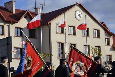 Poniżej prezentujemy fotorelację z obchodów 99-rocznicy odzyskania Niepodległości przez Polskę w Majdanie Królewskim w dniu 11 listopada 2017 r. (218 zdjęć)