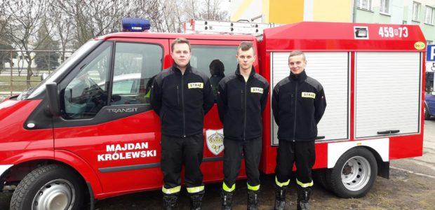 """W dniu 26 marca 2018 roku trzech strażaków ratowników z OSP Majdan Królewski w ramach akcji """"SpoKREWnieni służbą"""" oddało krew w Mieleckim oddziale RegionalnegoCentrum Krwiodawstwa i Krwiolecznictwa. Jest to kolejny […]"""