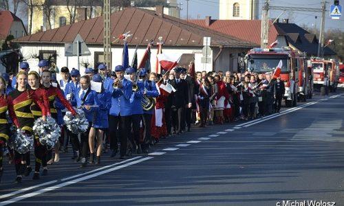 2018.11.11 100-rocznica odzyskania Niepodległości przez Polskę. 50-lecie pożycia małżeńskiego. Kliknij na zdjęcie, by zobaczyć więcej… (182 zdjęcia)