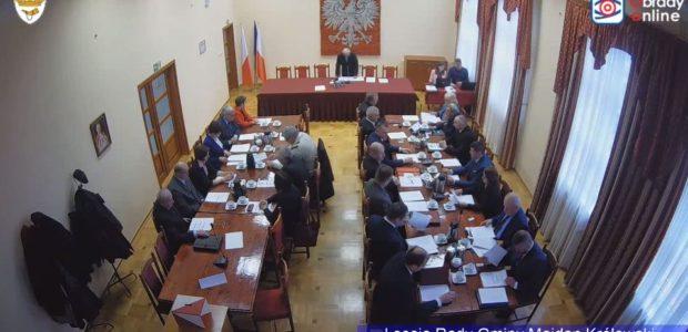 Nagranie video z obrad Rady Gminy Majdan Królewski I Sesja 2018-2023 z dnia 19.11.2018 r.