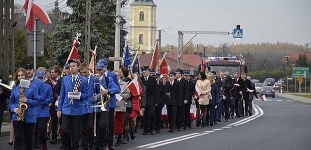 2019.11.11 101-rocznica odzyskania Niepodległości przez Polskę. 50-lecie pożycia małżeńskiego. Kliknij na zdjęcie, by zobaczyć więcej… (253 zdjęcia)